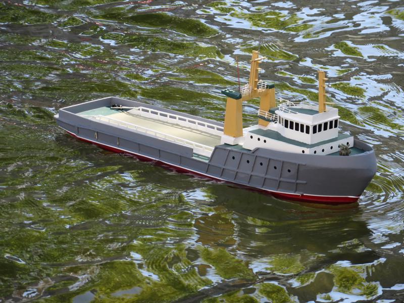 Oil Rig Supply Vessel - Thomas Harris