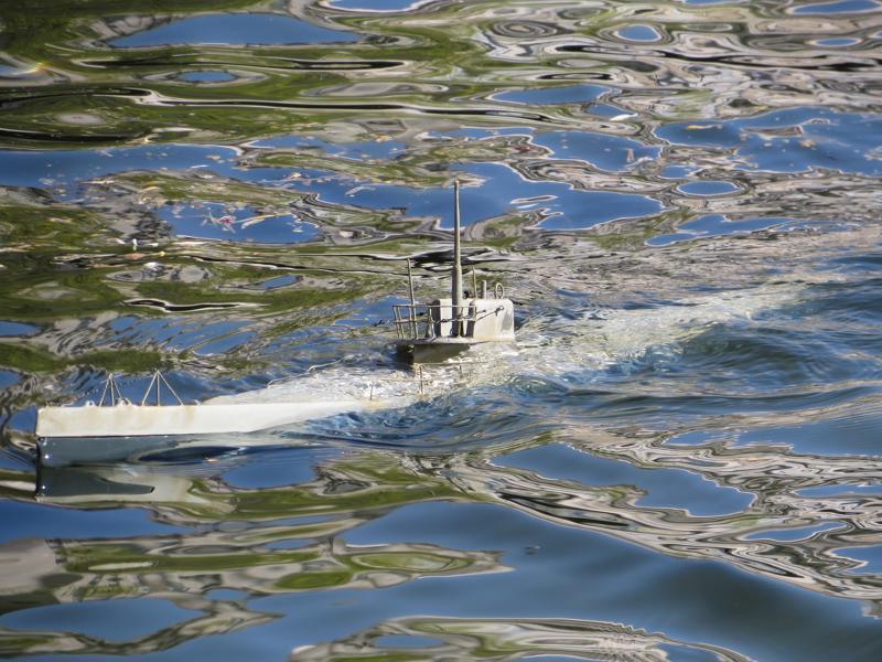 U-boat - Kev Harris