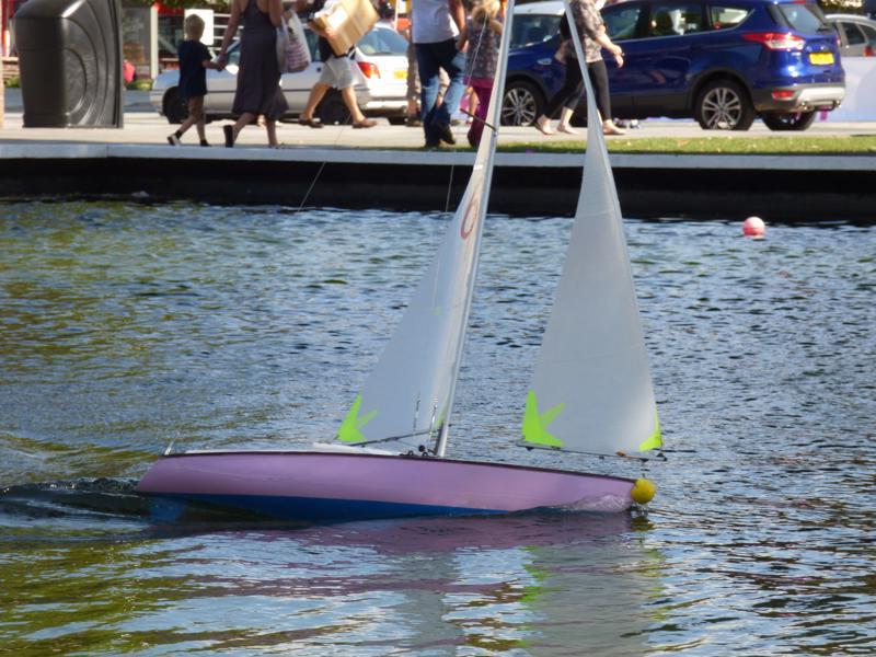 Fairwind Yacht - Ron Fry